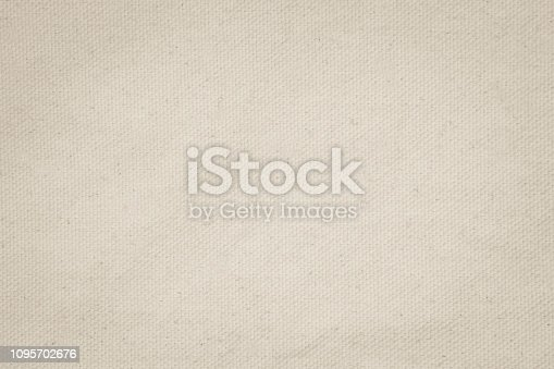 1044099896 istock photo Vintage Cream abstract Hessian or sackcloth fabric or hemp sack texture background. Wallpaper of artistic wale linen canvas. 1095702676