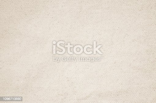 1044099896 istock photo Vintage Cream abstract Hessian or sackcloth fabric or hemp sack texture background. Wallpaper of artistic wale linen canvas. 1096713592