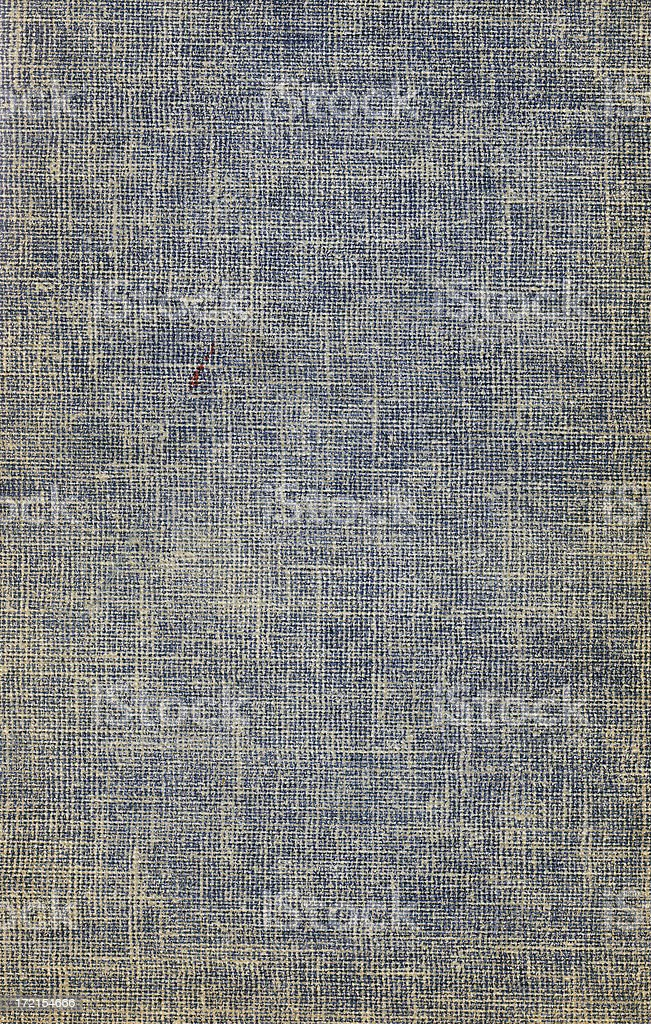 Vintage Denim book cover texture background layer stock photo
