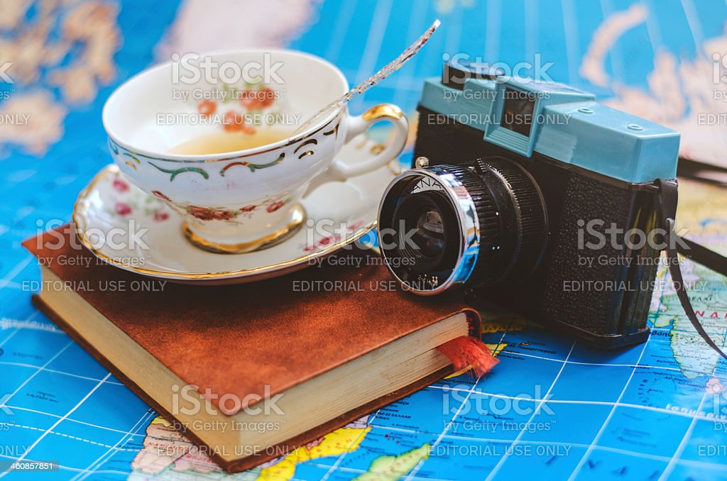 vintage dreams stock photo