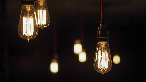 Edison ampoules Vintage - Photo