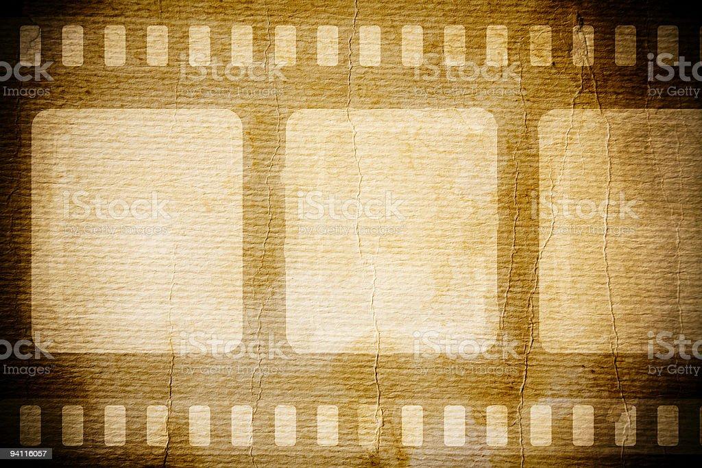 vintage film royalty-free stock photo