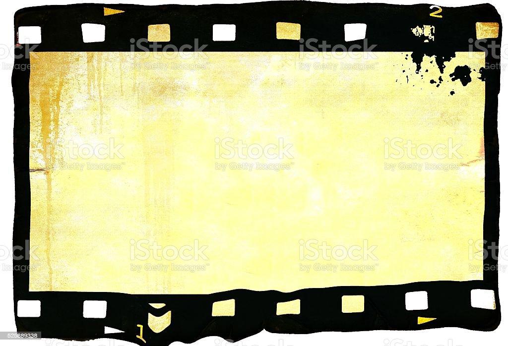Vintage Film Strip Frame - Stockfoto | iStock
