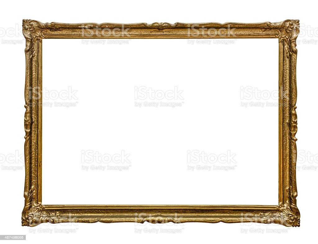 Vintage frame stock photo