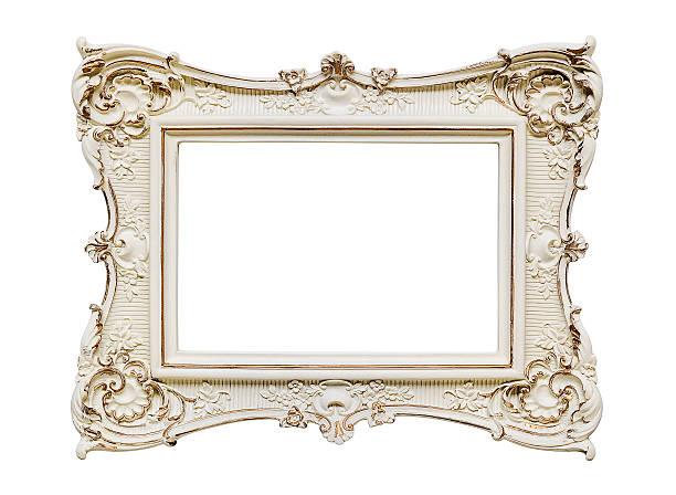 cadre vintage - motif ornemental photos et images de collection