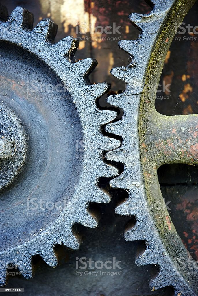 Vintage Gears stock photo