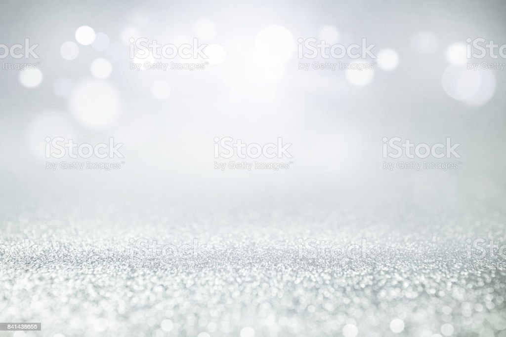 Vintage glitter lights bokeh background.
