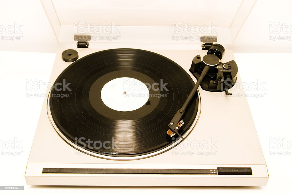 Vintage Grammofon – Foto