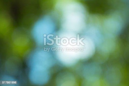 513690180 istock photo Vintage green blurred bokeh. Defocused background. 517861998
