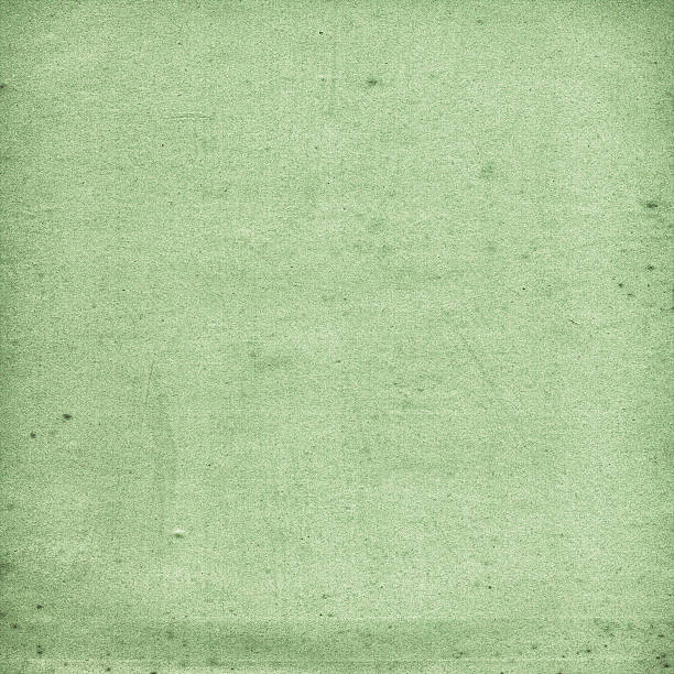 Vintage Green Paper | Wallpaper Designs and Fabrics Close-up of vintage green paper. High-resolution pattern with visible texture when zoomed at 100 per cent. wallpaper sample stock pictures, royalty-free photos & images