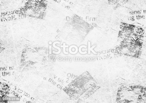 1134202009istockphoto Vintage grunge newspaper collage background 944373116