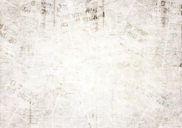 винтаж гранж газеты текстуры фон - письмо документ стоковые фото и изображения