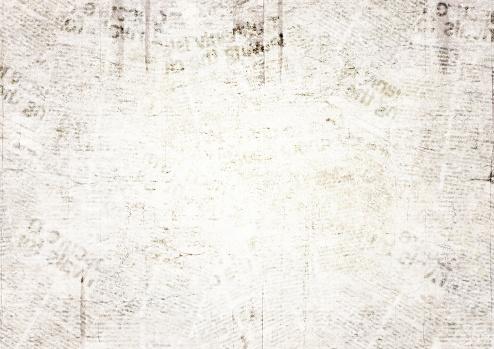 老式垃圾報紙紋理背景 照片檔及更多 例行公事 照片