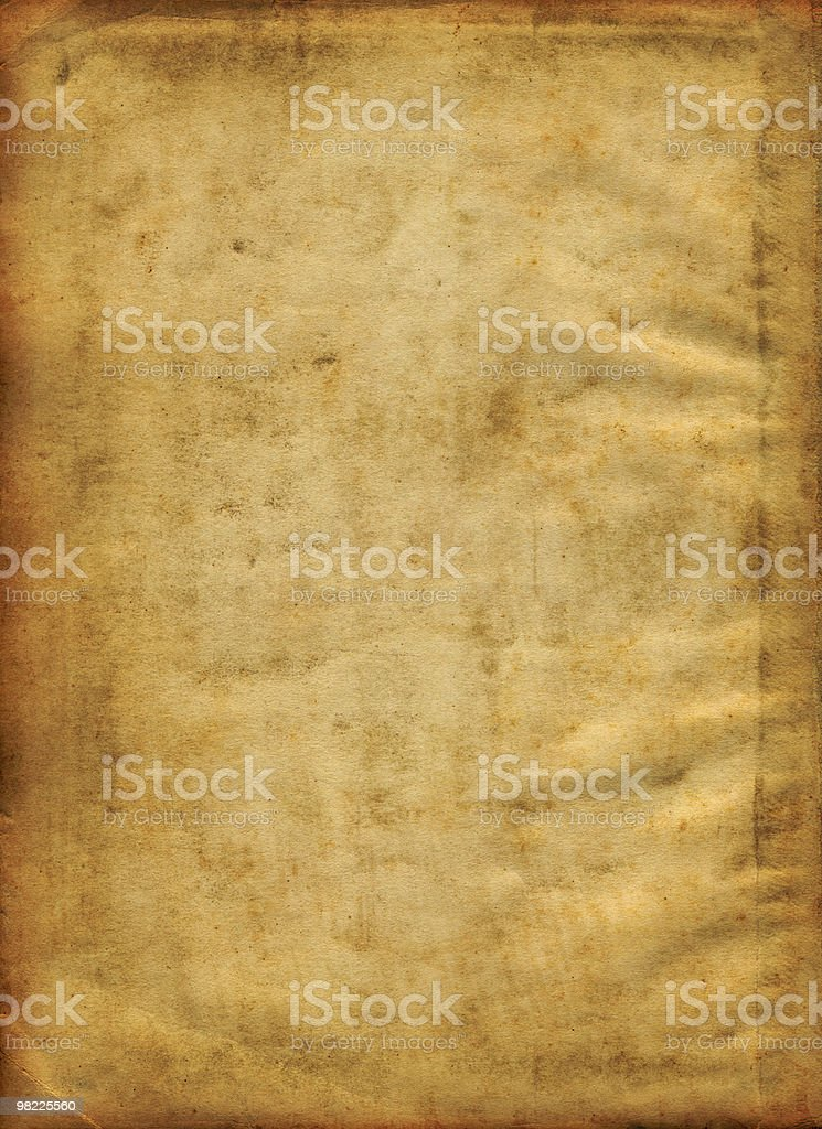 Vintage Grunge Paper Background XXL royalty-free stock photo