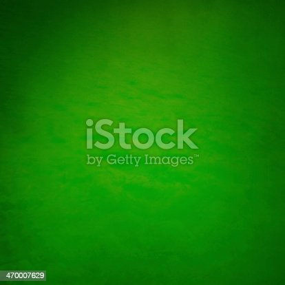 istock Vintage grungy green background 470007629
