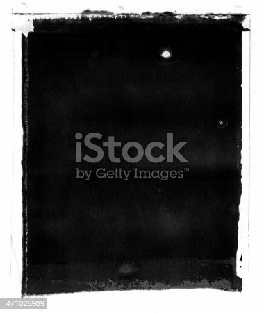 istock Vintage gunge style image frame 471026989