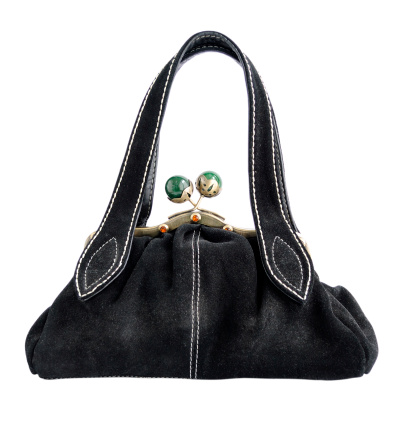 istock Vintage handbag 177324446