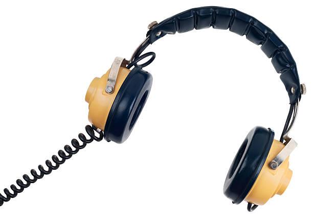 Retro Kopfhörer – Foto