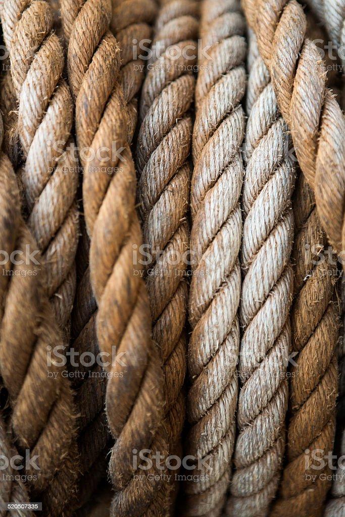 Vintage Hemp Rope Background Texture Vertical Stock Photo Download Image Now Istock