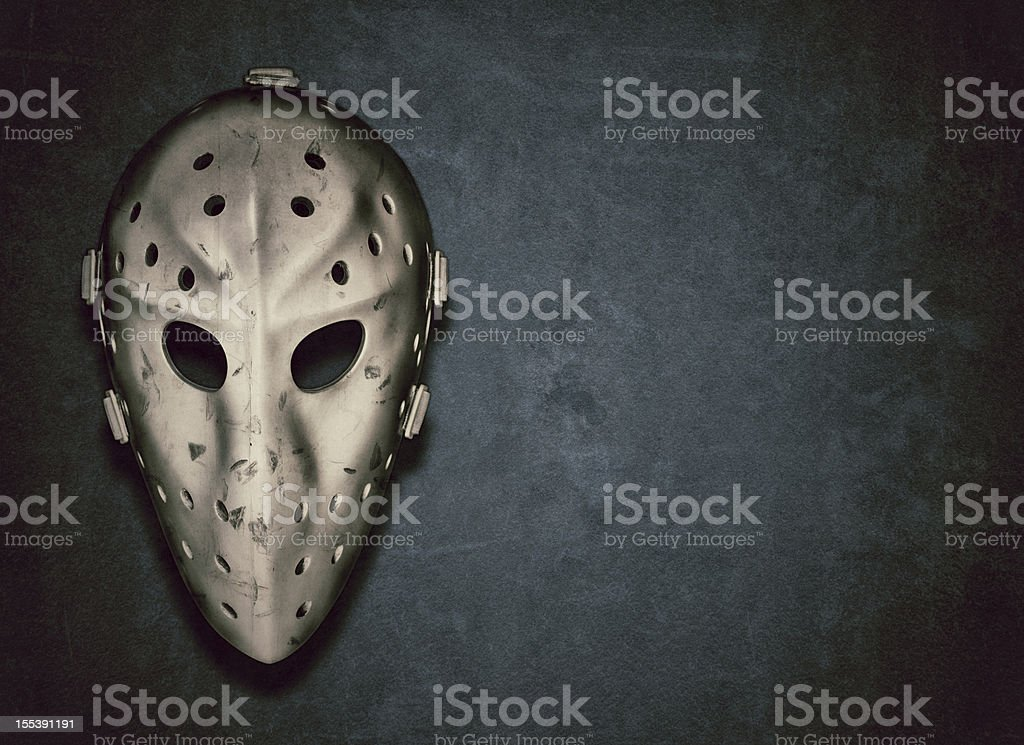 Vintage Hockey Goalie Mask Stock Photo Download Image Now Istock