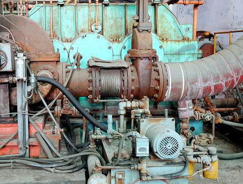 Vintage Industrial Equipment