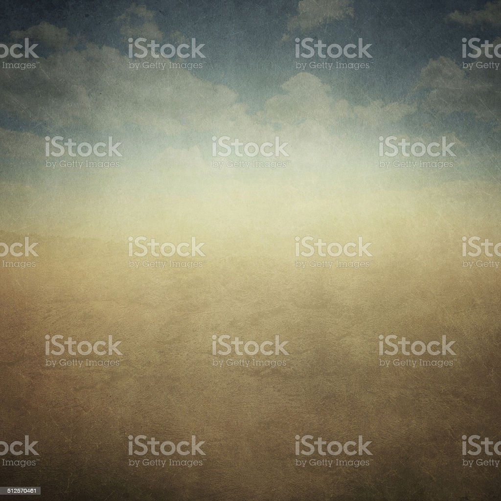 Vintage Landscape Abstract Background stock photo