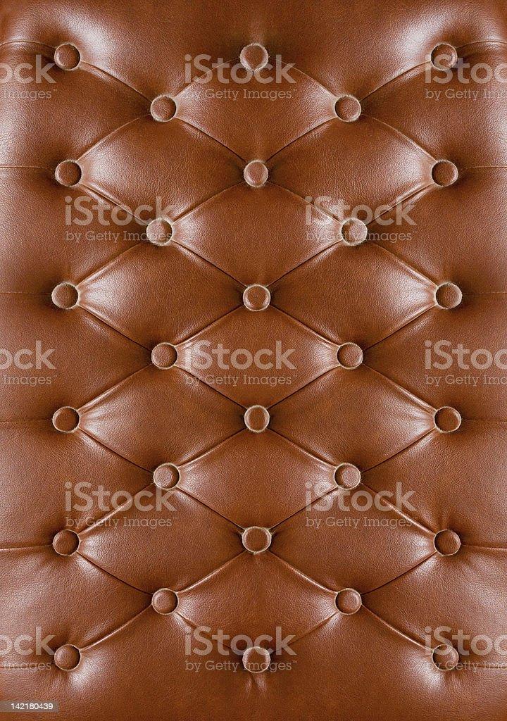 Vintage leather sofa texture background stock photo