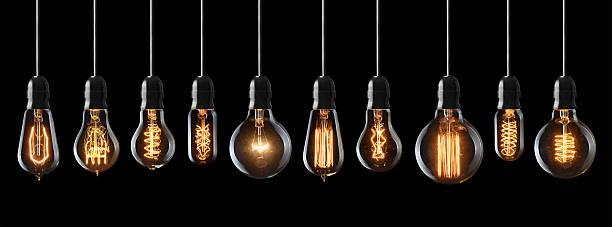 Des ampoules vintage - Photo