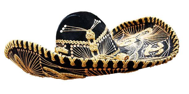 Vintage mexikanische Sombrero – Foto