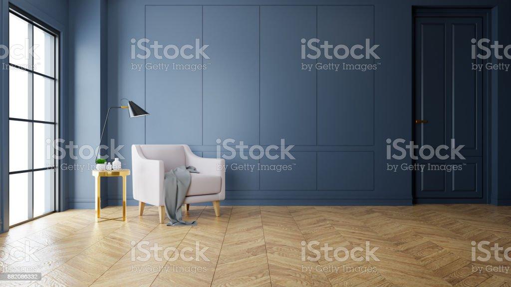 Boden, Fenster, Hausdekor, Kachel, Möbel. Vintage Moderne Interieur Des  Sofa Im Wohnzimmer ...