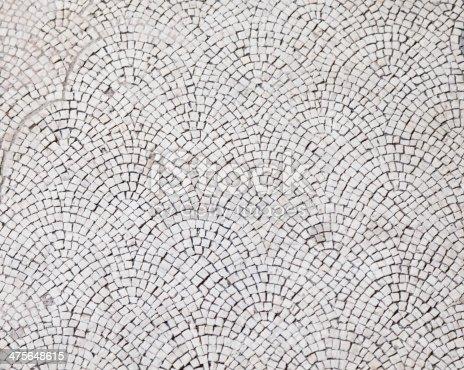 istock Vintage Mosaic Tile 475648615