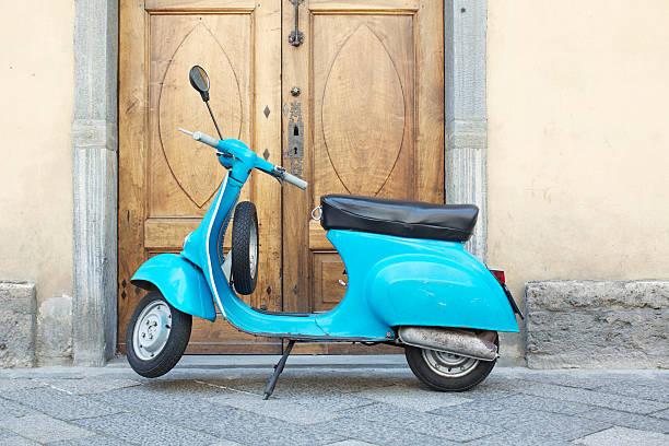 Vintage Motorrad – Foto