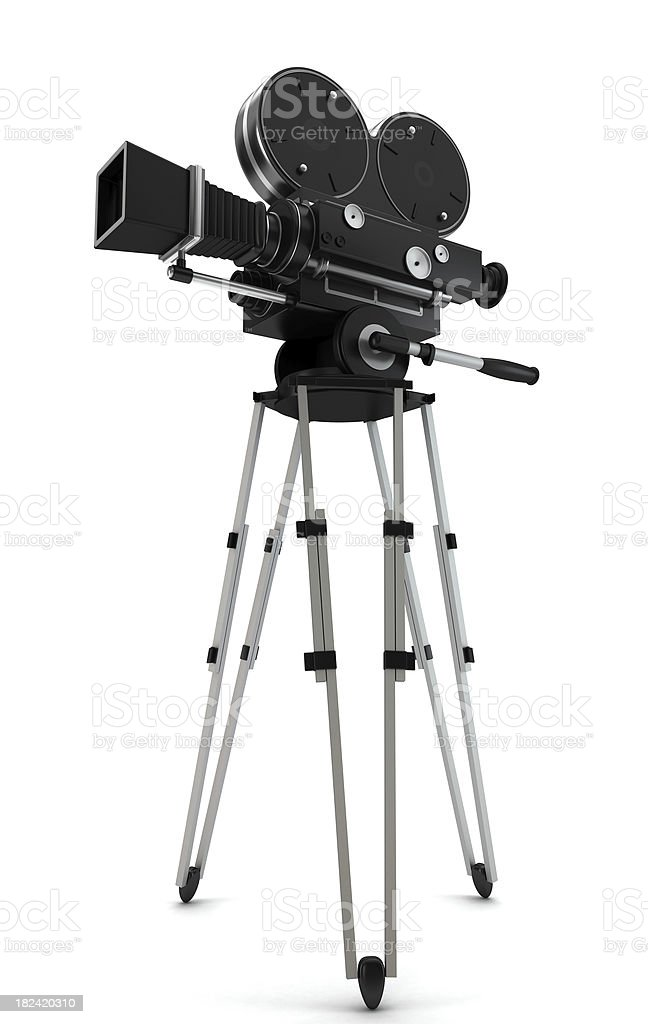 Vintage Movie Camera stock photo 182420310 | iStock