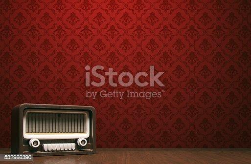 181053292istockphoto Vintage music concept 532966390