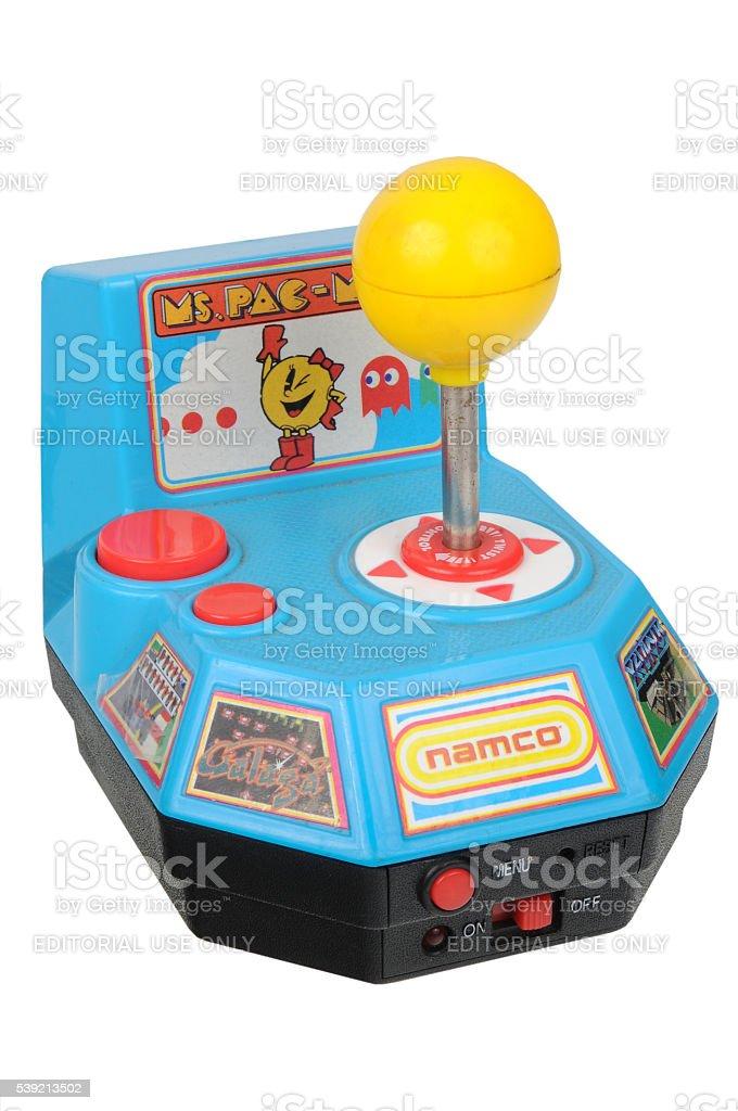 Vintage Namco Plug and Play TV Game stock photo