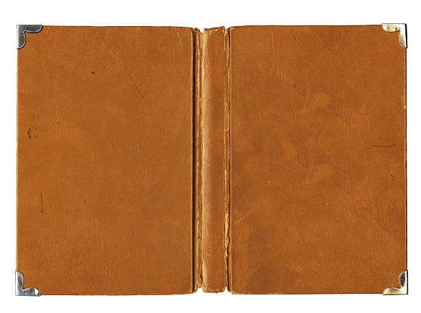 Vintage alte Buch coover – Foto