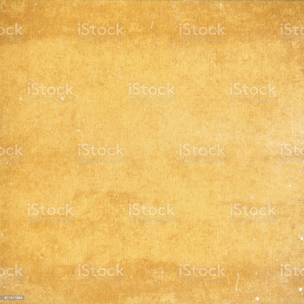 Vintage old brown paper textured background stock photo