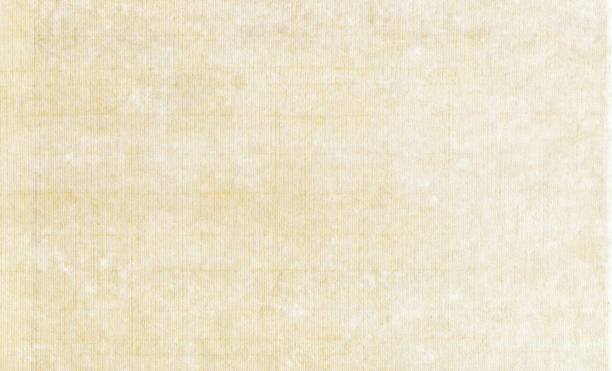 vintage old chinese art paper textured background - beige background stock photos and pictures
