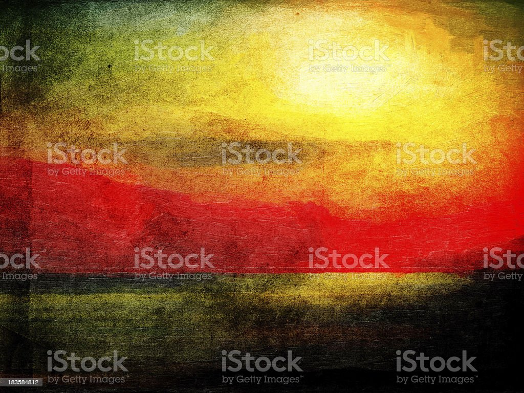 Vintage old paper background royalty-free stock photo