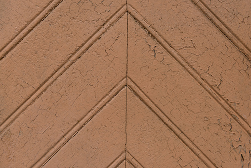 빈티지 페인트 갈색 나무 판자 0명에 대한 스톡 사진 및 기타 이미지