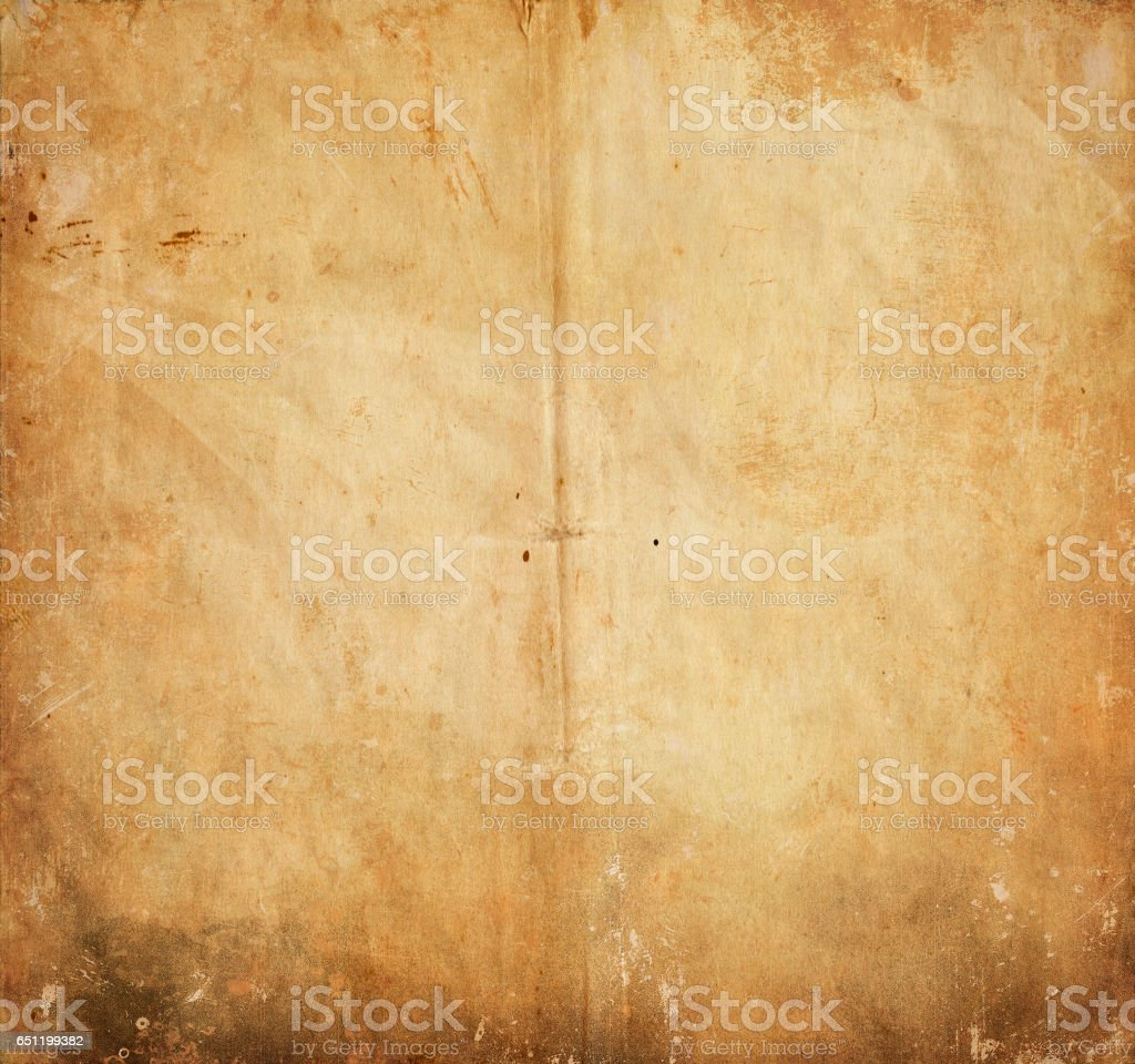 Vintage paper background vector art illustration