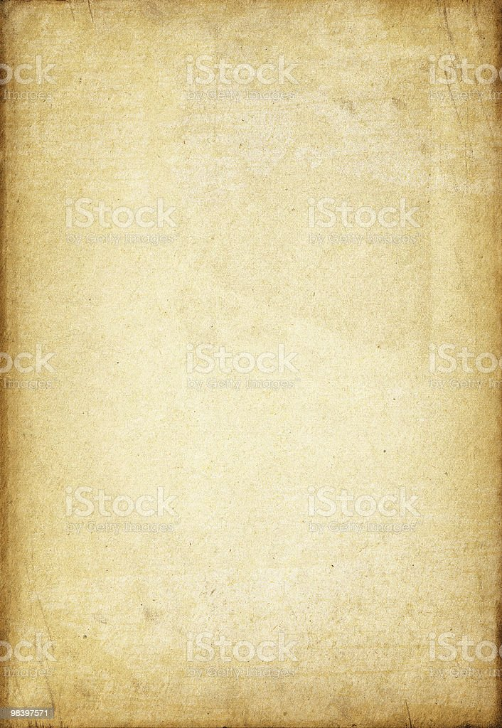 Vintage paper background. royalty-free stock photo
