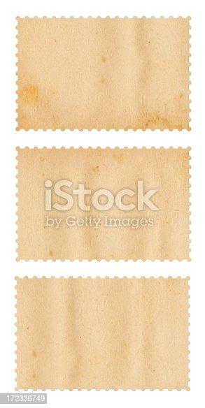 istock Vintage Paper Badges XXL 172336749
