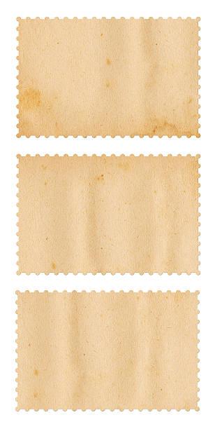 Vintage Paper Badges XXL stock photo