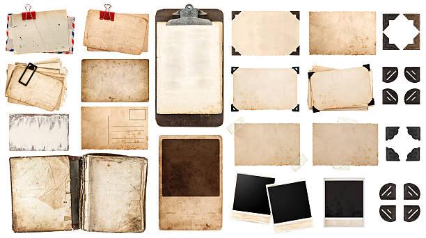 Vintage paper sheets book old photo frames and corners antiqu picture id521038027?b=1&k=6&m=521038027&s=612x612&w=0&h=a0ysxrnxwilegvifffn bfg7zqwnj9hlrxjdjo4tch4=