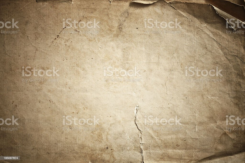 Vintage paper texture background royalty-free stock photo
