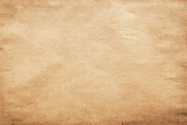 vintage paper texture background - brown paper stock photos and pictures