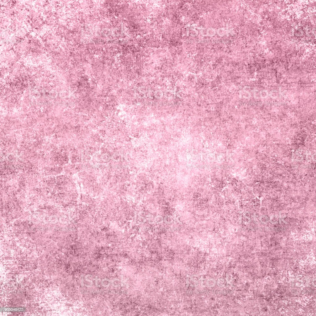Vintage Paper Texture Pink Grunge Abstract Background Royalty Free Stock Photo