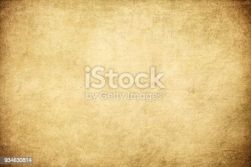 916789570 istock photo vintage paper with space for text or image 934630814
