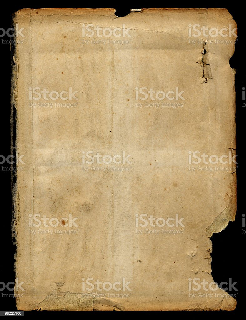 Vintage Paper XXL royalty-free stock photo